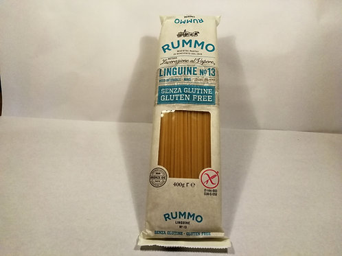 Linguine s/ gluten rummo
