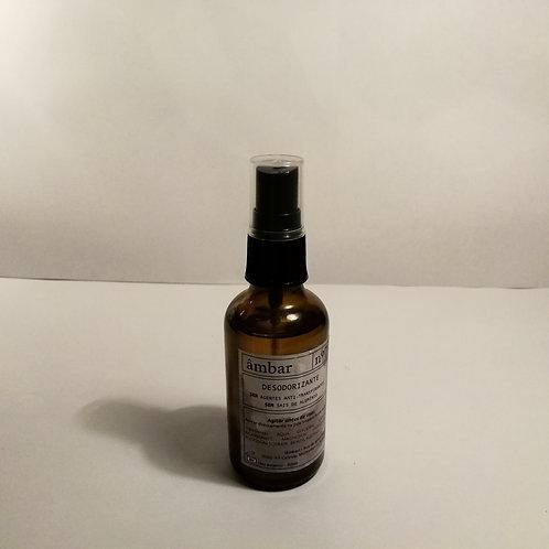 Desodorizante Âmbar
