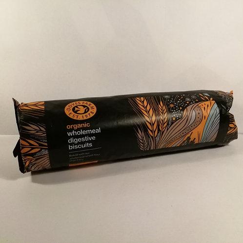 Doves Farm Biscoitos Orgâncos Digestivos