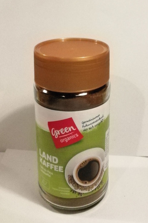 Cafe cereais 100g GREEN ORGANICS