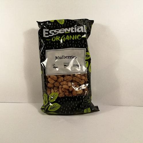 Essential Amoras Secas 250g