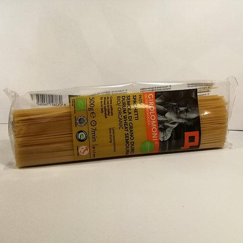 Girolomoni Esparguete Trigo D'Ouro 500g