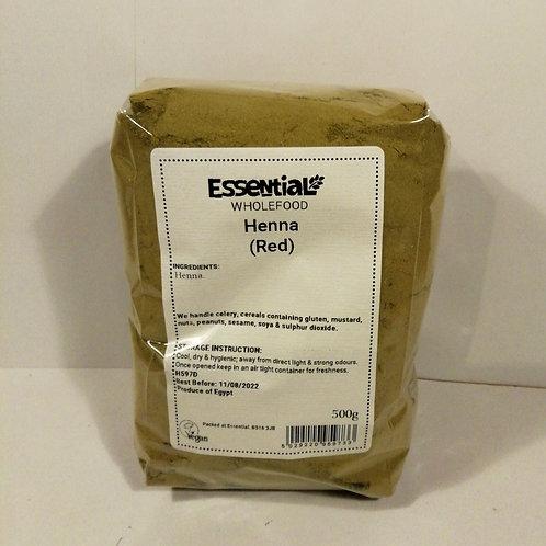 Henna 500g Essential