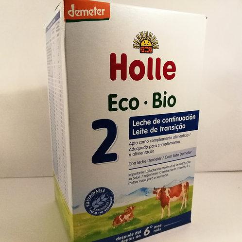 Holle Leite de Transição Bio 600g