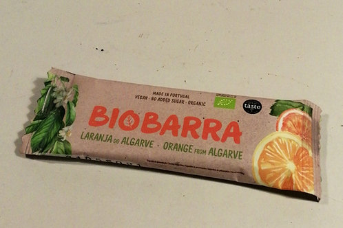 Biobarra laranja do Algarve 30g