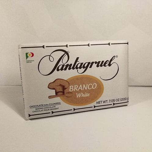 Pantagruel Choco Culinária Branco 200g