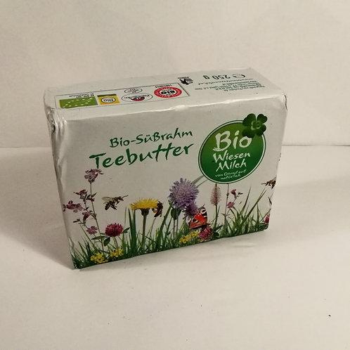 Manteiga Teebutter Bio 250g