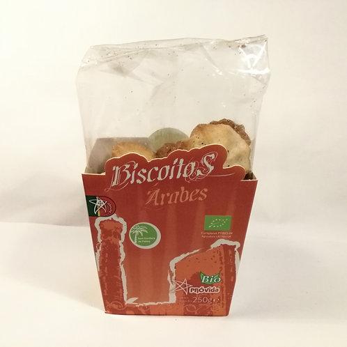 Biscoitos árabes