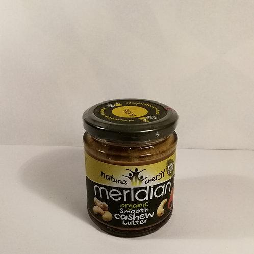 Meridian Manteiga de Caju 170g