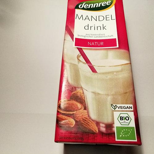 Bebida de Amêndoa De 1L