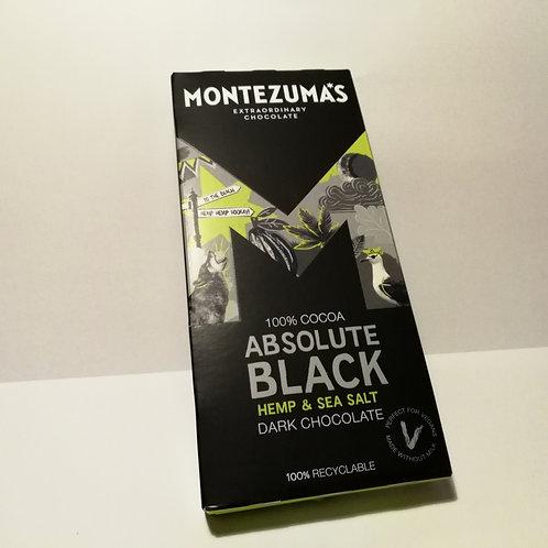 Montezuma's Chocolate 100%cacau 100g