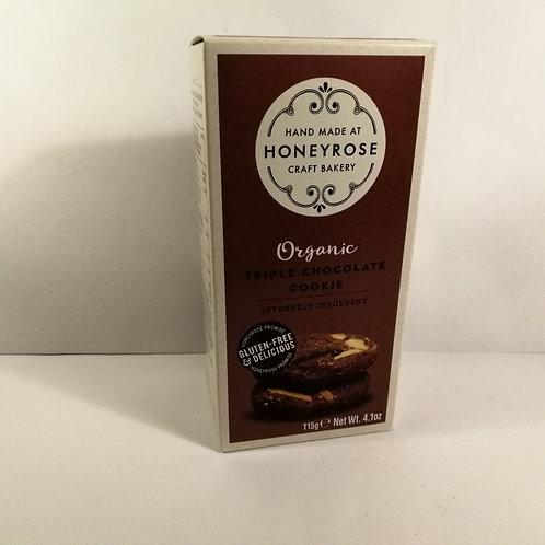 Bolacha de Chocolate Honeyrose