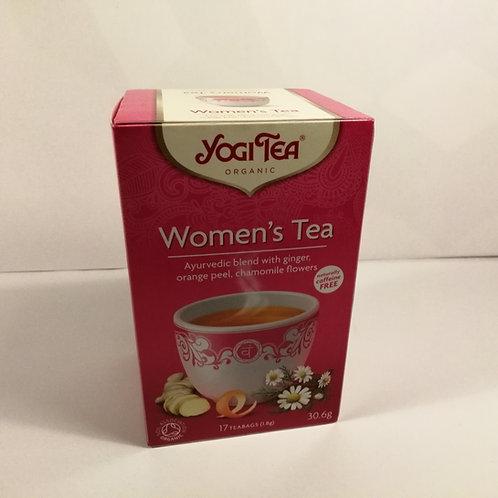YogiTea Women's Tea