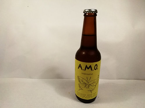 Cerveja AMO borboleta