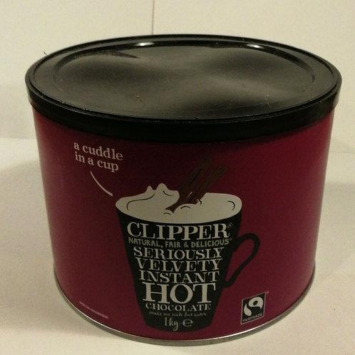 Chocolate quente Clipper 1Kg