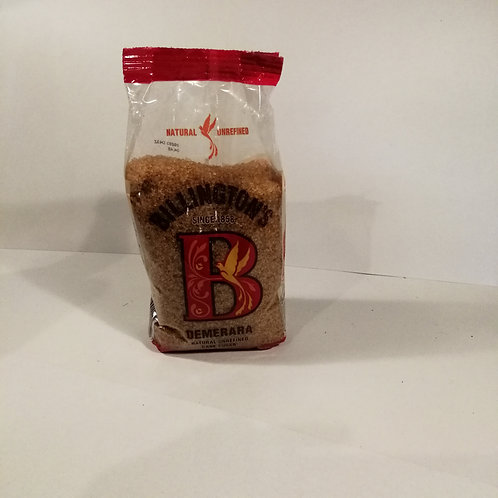 Açúcar de cana 500gr Billintons
