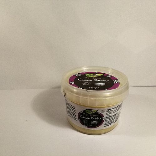 Manteiga de Cacau 240g