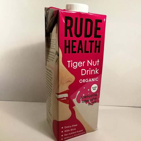 Rude Health Leite de Tigernut