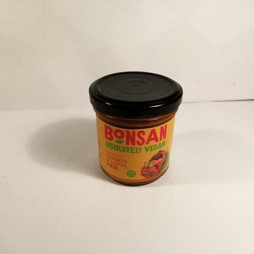 Bonsan Paté de Tomate e Tremoço 140g