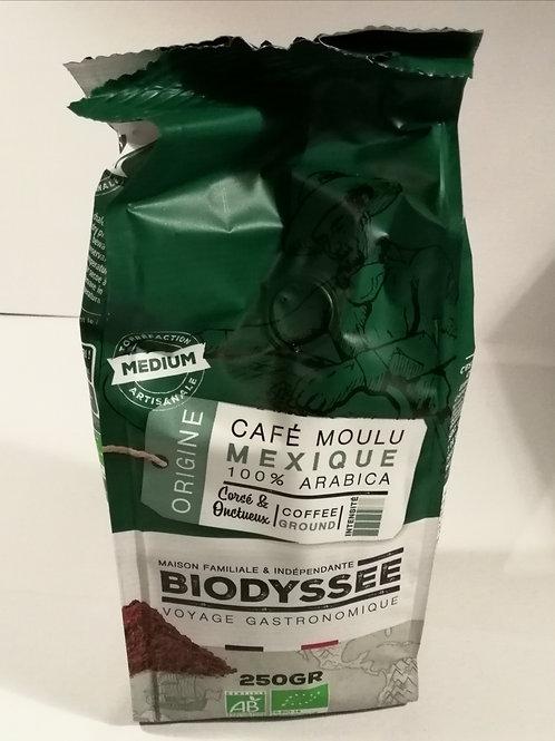 Cafe Mexico Bio Biodyssee 250g