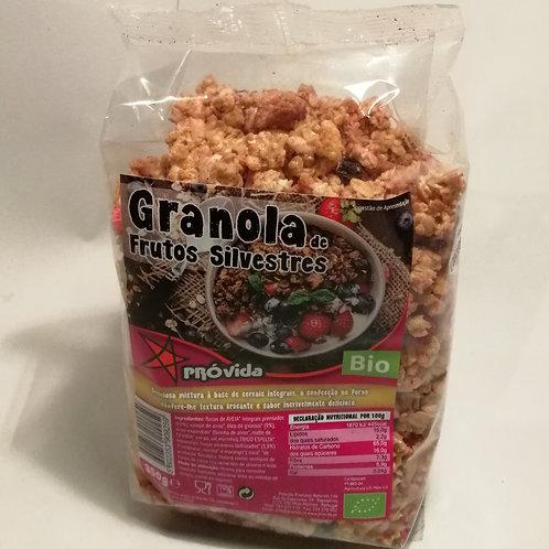 Granola de frutos silvestres 350g BIO PROVIDA