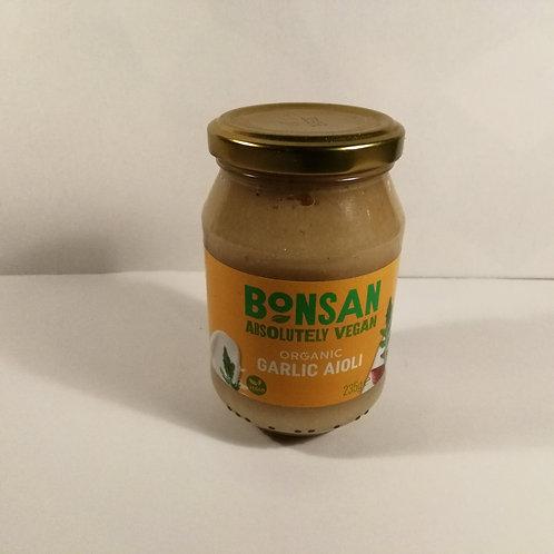 Bonsan Maionese de Alho 235g