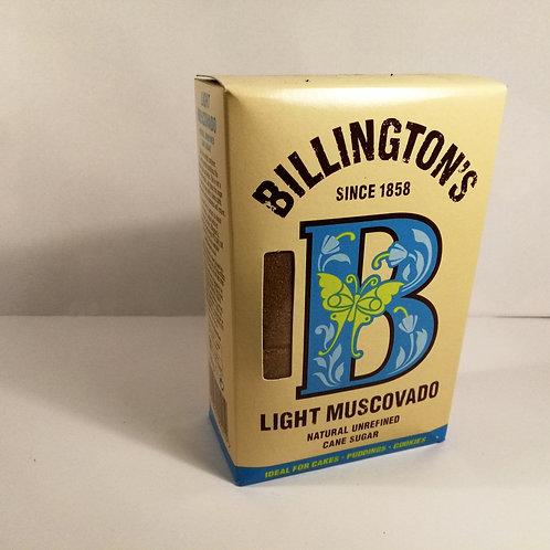 Billington's Açúcar de Cana Mascavado