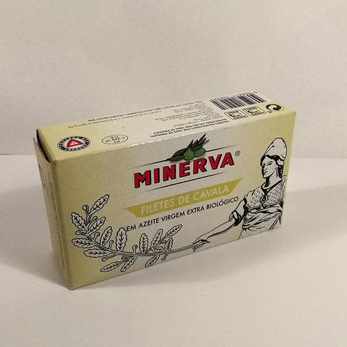 Minerva Filetes de Cavala 120g
