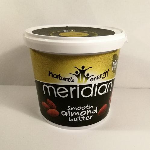 Meridian Manteiga de Âmendoa 1Kg