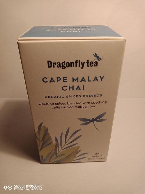 Chá Spiced Rooibos DragonFly 40g