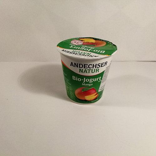 Iogurte de Manga Bio 150g