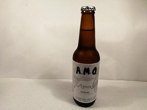 Cerveja AMO witbier