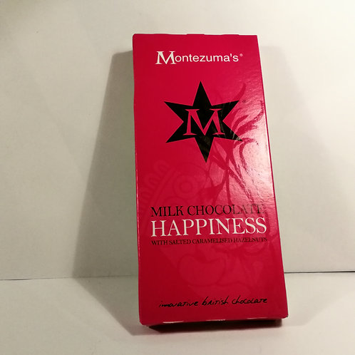 Montezuma's Chocolate de Leite Happiness