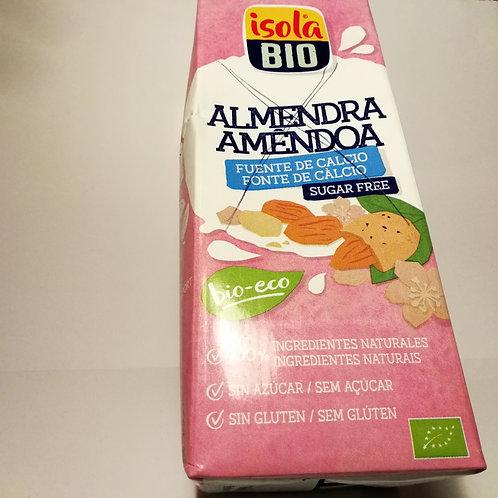 Bebida de Amêndoa isola 1L