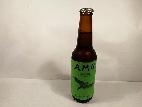 Cerveja AMO andorinha