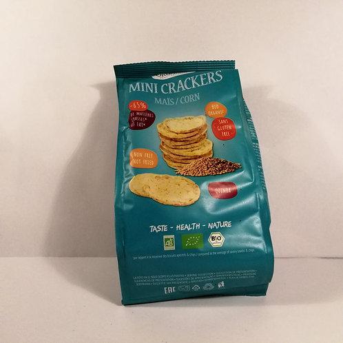 Mini Cracker de Milho Orgânico 50g