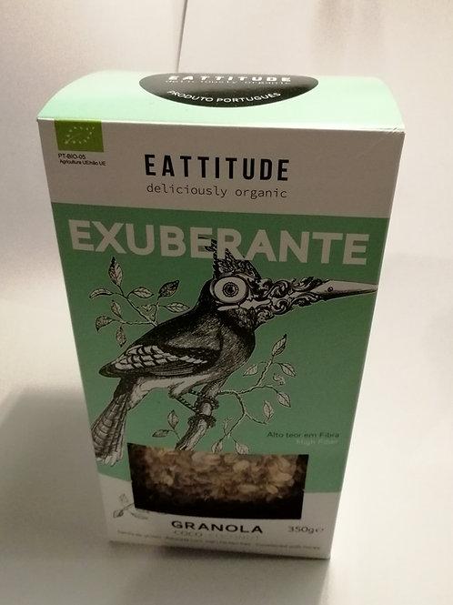 Granola eattitude exuberante 400g BIO