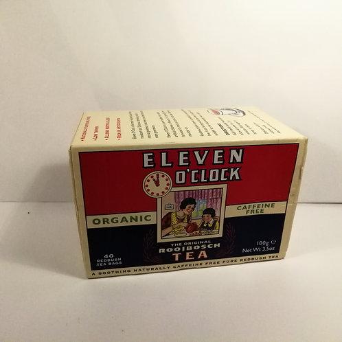 Eleven O'Clock Chá de Rooibos