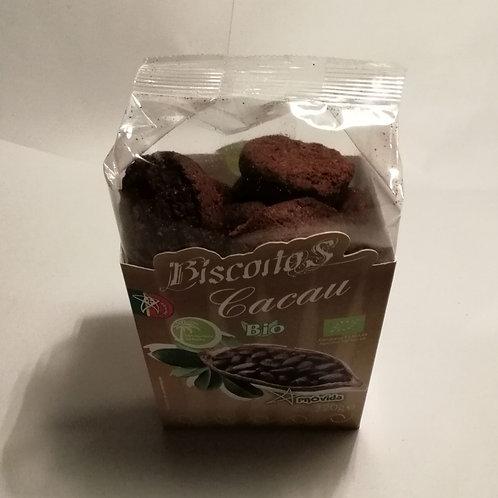 Biscoitos cacau 220g BIO PROVIDA