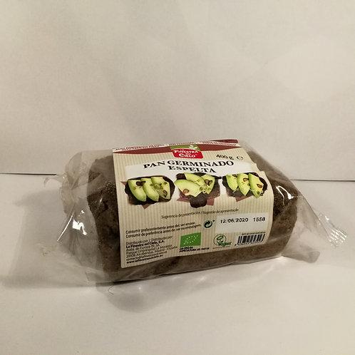 Pão de Espelta Germinado 400g