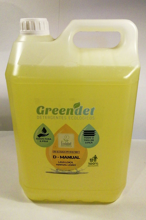 Lava loiça manual 5L Greendet