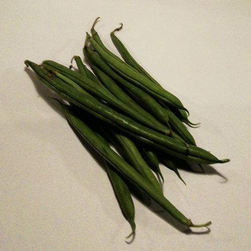 Feijão verde redondo local kg