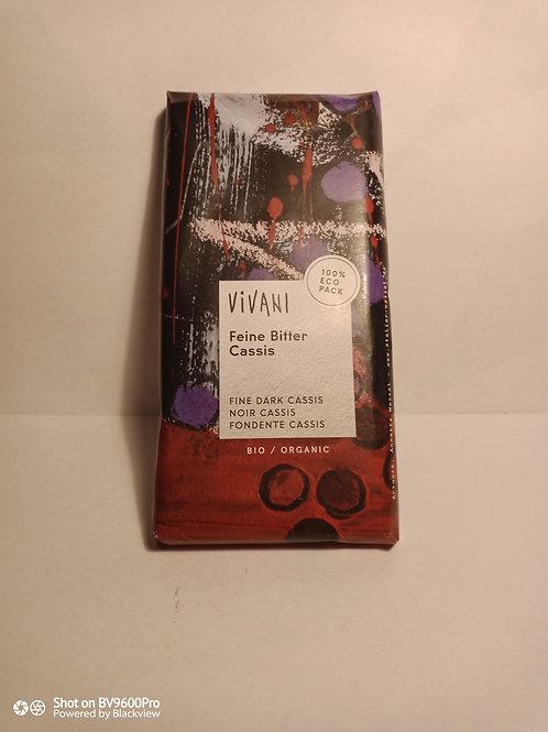 Chocolate Preto Vivani Bio 100g