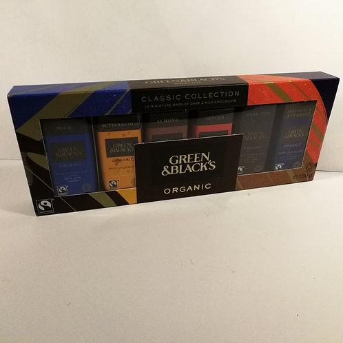 G&B Chocolate Coleção 180g