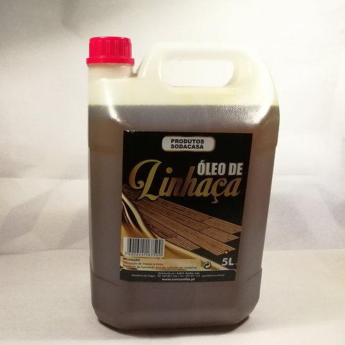Oleo de Linhaça 5L