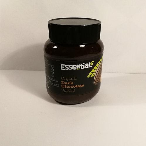 Essential Chocolate Negro para Barrar 400g