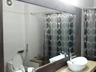 Restauración de cuarto de baño en Ph Destiny, Avenida Balboa, Panamá