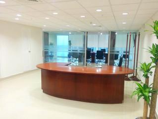 Remodelación de Oficina, Ph Oceania Business, Panamá