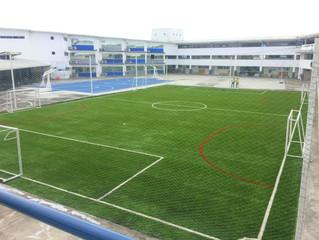 Cancha de Fútbol, Colegio Smart Academy, Panamá