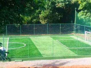 Cancha de Fútbol, Convención Bautista de Arraijan, Panamá